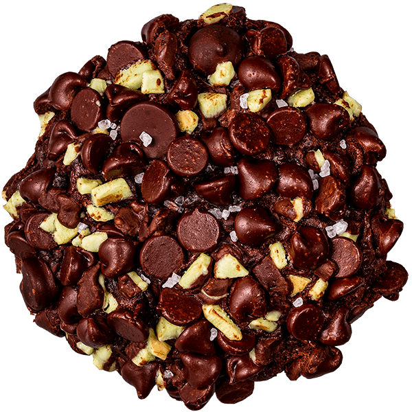 TRIPLE CHOCOLATE SALTED ANDES MINT